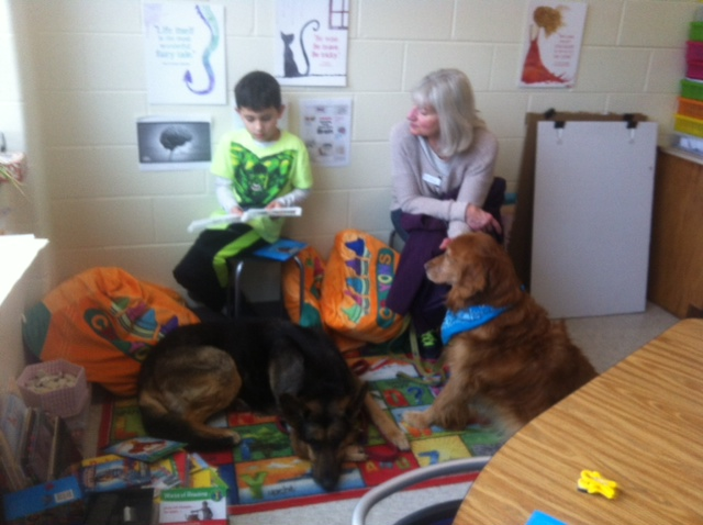 Gifford Therapy Dogs