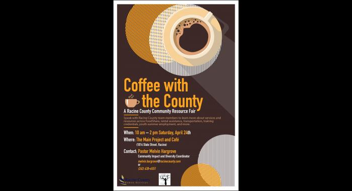 Coffee with the County Event