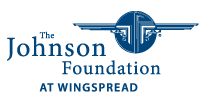 Logo of The Johnson Foundation at Wingspread