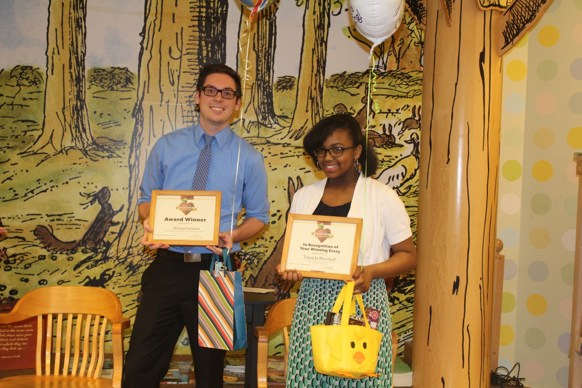 Case's Mike Jensen, Takayla Marshall Earn Barnes and Noble ...